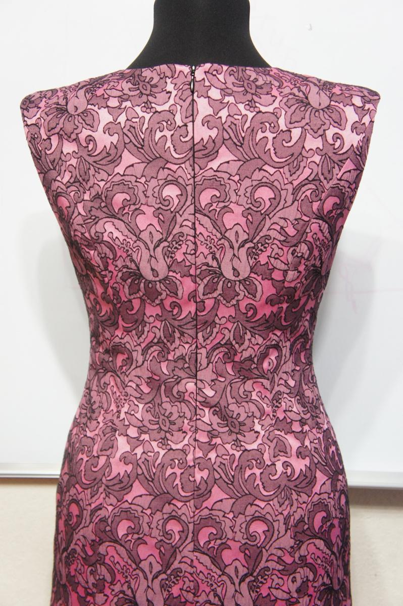 Сшить кружевное платье своими руками мастер класс 26
